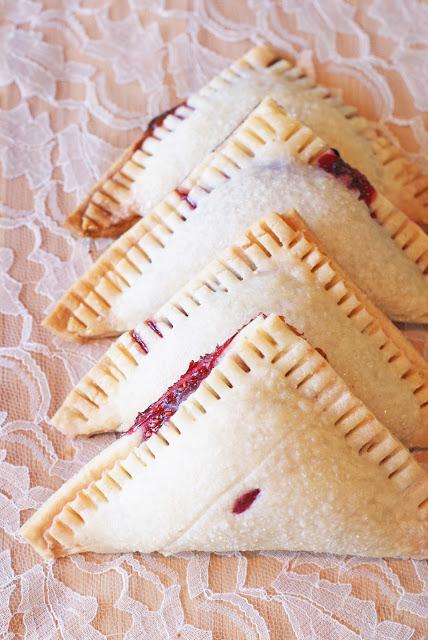 Gluten-Free Vegan Raspberry Hand Pies | Easy Raspberry Pie Recipes On Pi Day