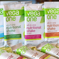 vega one green smoothie and product review