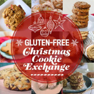gluten free christmas cookie exchange
