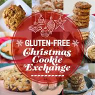 gluten free christmas cookie exchange