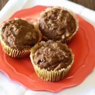 guest post…gluten free vegan oatmeal molasses muffins