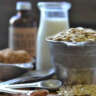 gluten free vegan oatmeal cream pies from fork and beans