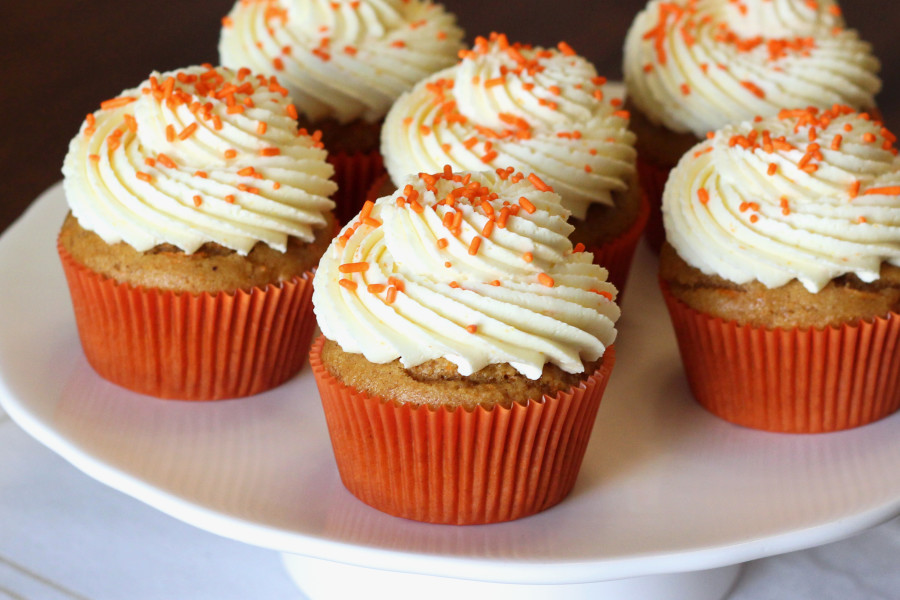Gluten Free Vegan Carrot Cupcakes Sarah Bakes Gluten Free