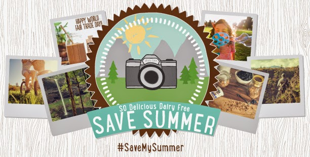 So Delicious Dairy Free Save Summer!