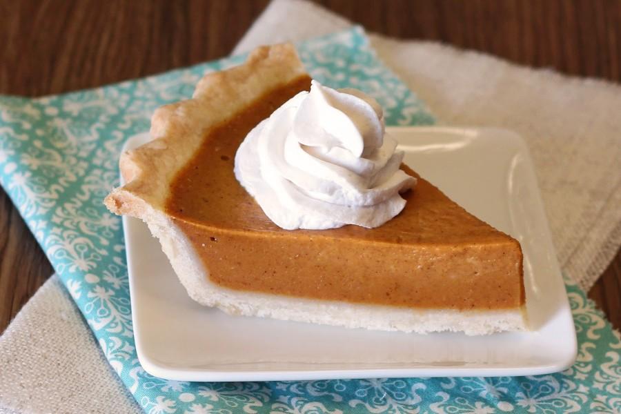 classic pumpkin pie1