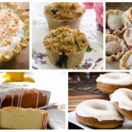 recipes from gluten free baking by rachelle