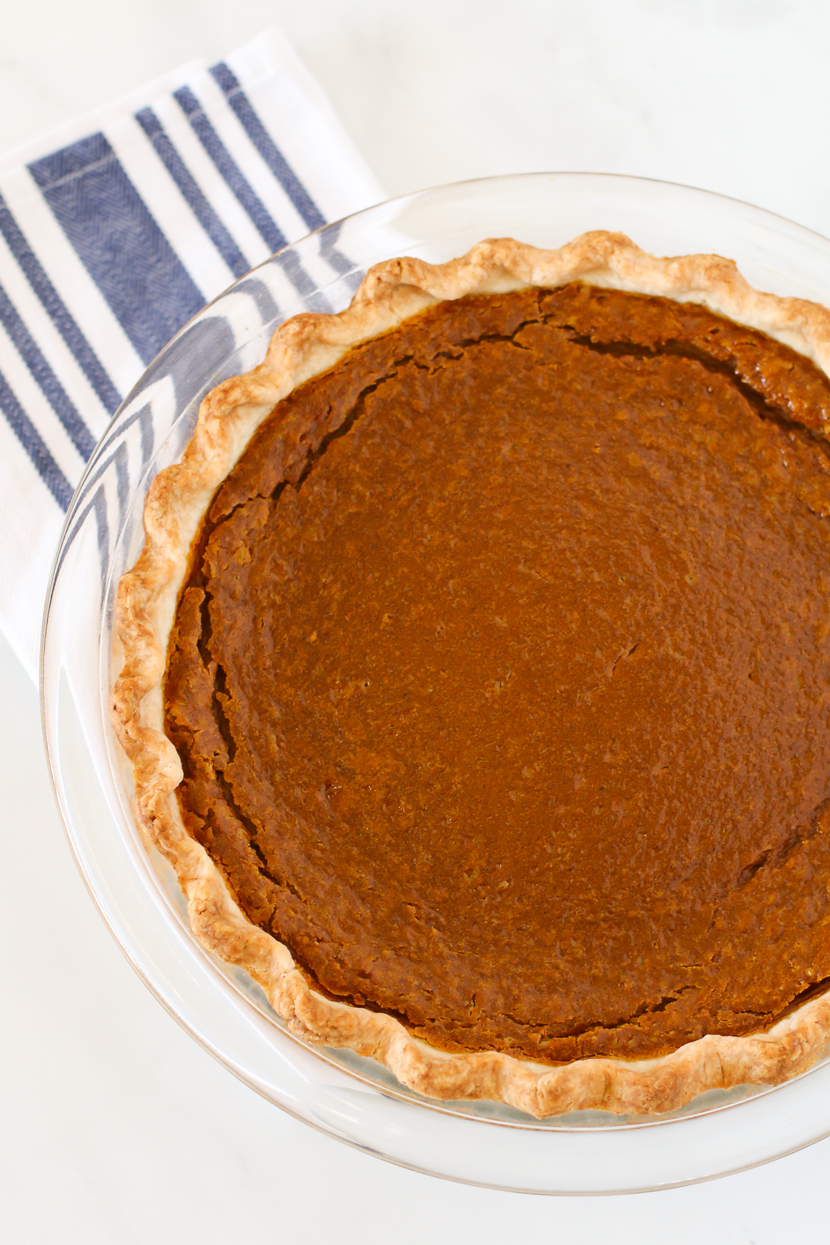 Gluten Free Vegan Pumpkin Pie. This creamy, perfectly spiced pumpkin pie is well suited for any holiday gathering!