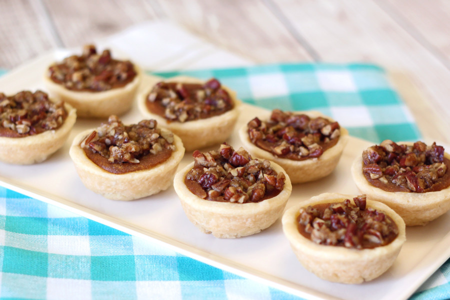 pumpkin pecan tartlets2