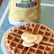 gluten free vegan multigrain waffles