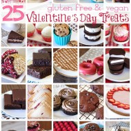 25 gluten free & vegan valentine's day treats!