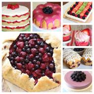 gluten free vegan berrylicious treats!