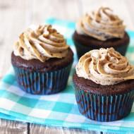 gluten free vegan mocha chip cupcakes