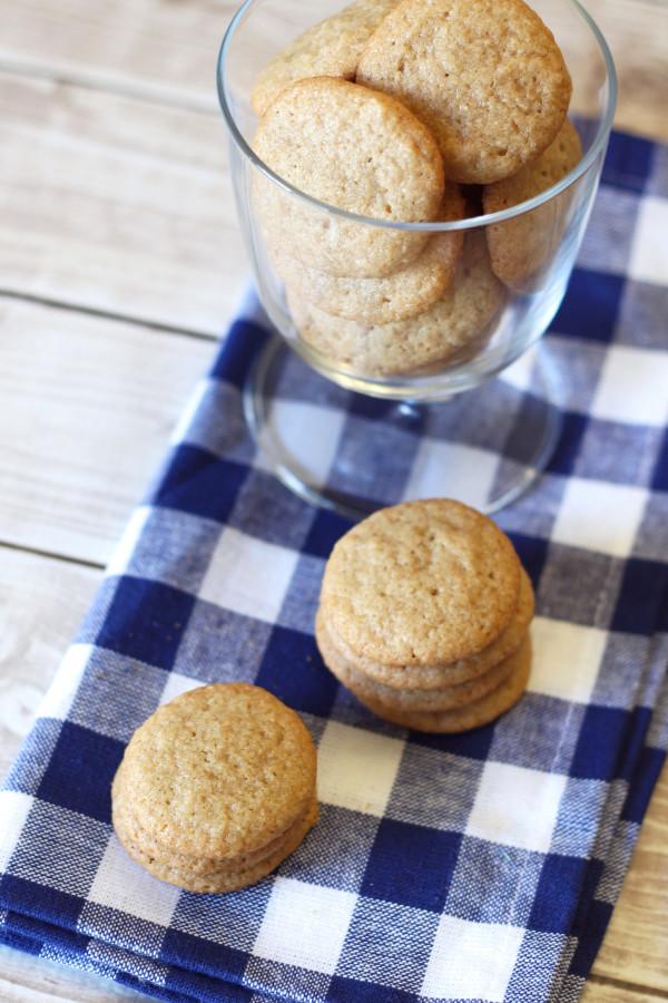 gluten free vegan vanilla wafer cookies2