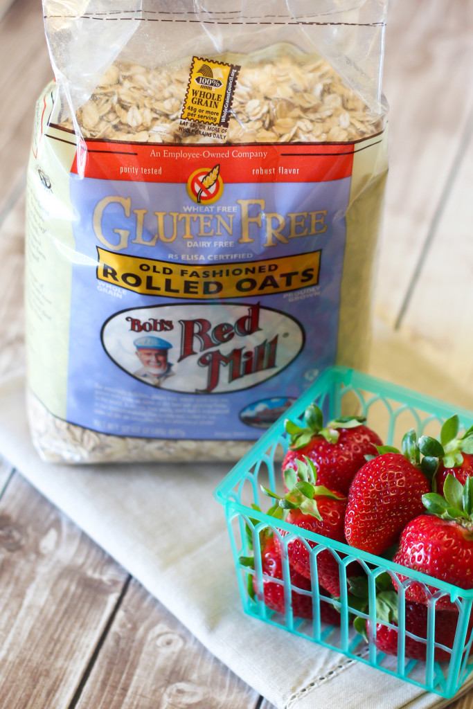 bobs red mill gluten free oats