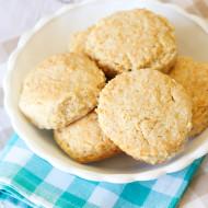 gluten free vegan biscuits