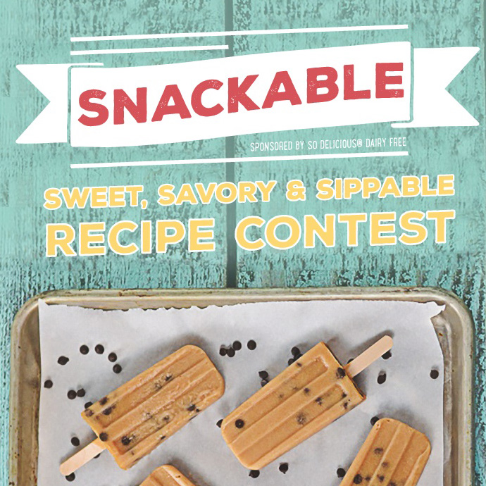 So Delicious Snackable Recipe Contest