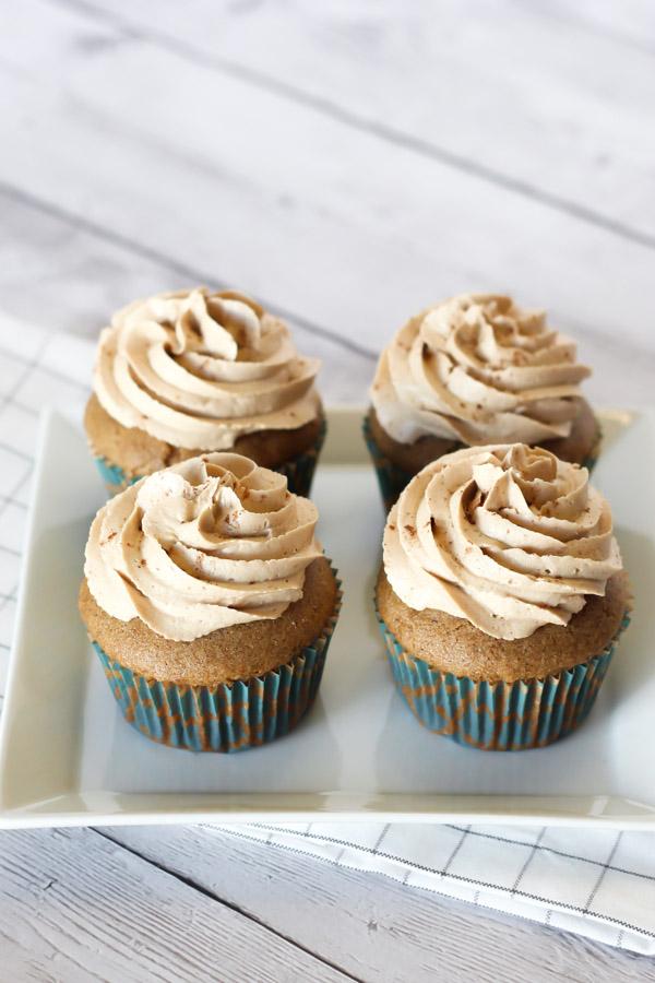 gluten free vegan dirty chai cupcakes2