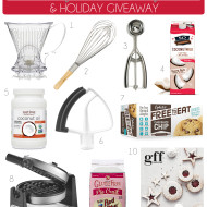 sarah's favorite things 2015 + holiday giveaway