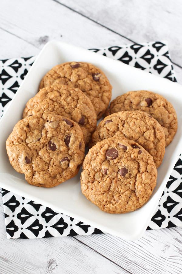 Soft Cake Like Chocolate Chip Cookies