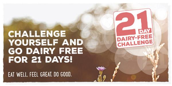 go dairy free challenge
