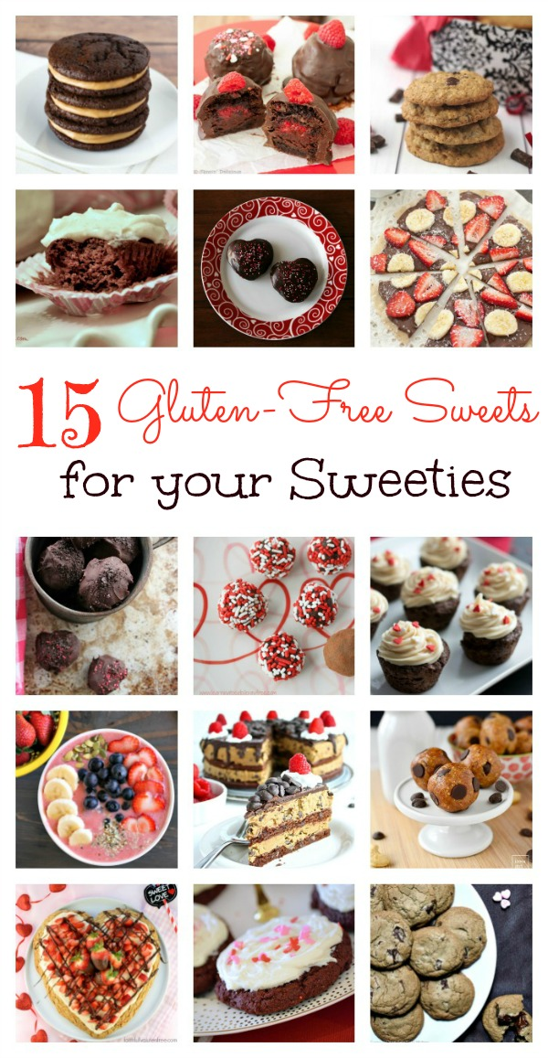 Sweets for Sweeties Gluten-free Recipes