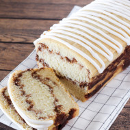 gluten free vegan cinnamon swirl bread