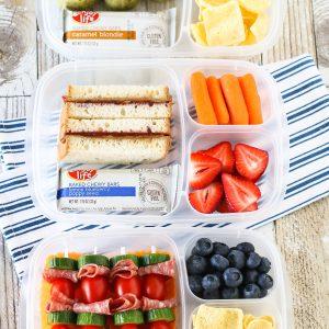 easy allergen free school lunches