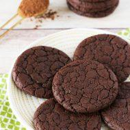 gluten free vegan brownie cookies